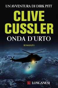 Libro Onda d'urto Clive Cussler