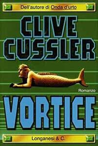 Libro Vortice Clive Cussler
