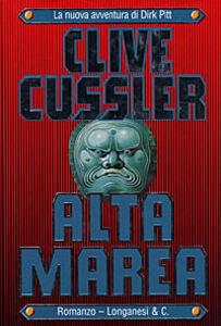 Libro Alta marea Clive Cussler