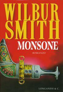Libro Monsone Wilbur Smith