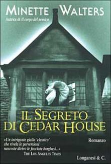 Antondemarirreguera.es Il segreto di Cedar House Image