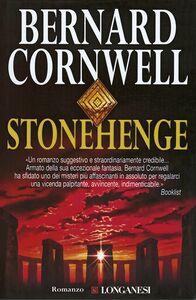 Libro Stonehenge Bernard Cornwell