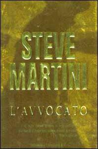 Libro L' avvocato Steve Martini