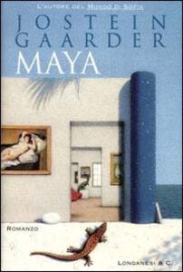 Libro Maya Jostein Gaarder