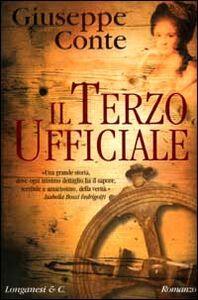 Libro Il terzo ufficiale Giuseppe Conte