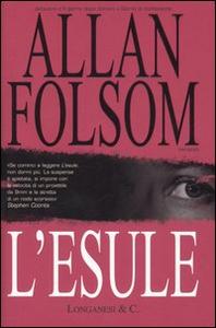 Libro L' esule Allan Folsom