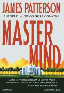 Mastermind - James Patterson - copertina