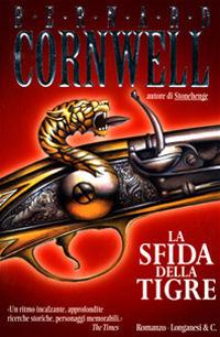 La La sfida della tigre - Cornwell Bernard - wuz.it