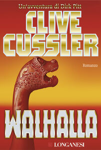 Libro Walhalla Clive Cussler