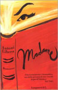 Madame - Antoni Libera - copertina