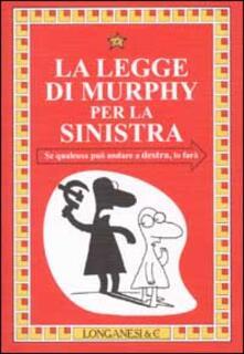 La legge di Murphy per la sinistra - copertina