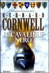 Il cavaliere nero - Bernard Cornwell - copertina