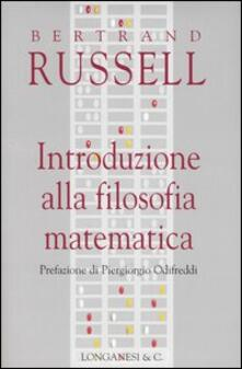 Radiospeed.it Introduzione alla filosofia matematica Image