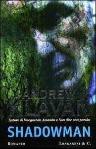 Libro Shadowman Andrew Klavan
