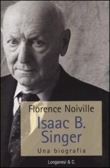 Daddyswing.es Isaac B. Singer. Una biografia Image