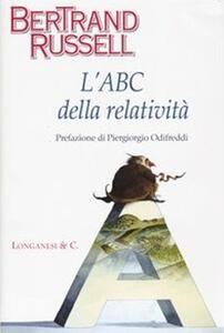 L' ABC della relatività - Bertrand Russell - copertina