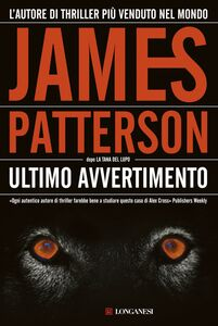 Libro Ultimo avvertimento James Patterson