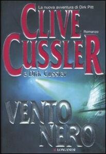 Libro Vento nero Clive Cussler , Dirk Cussler