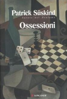 Ossessioni - Patrick Süskind - copertina