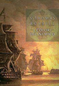 Foto Cover di I colori del nemico, Libro di S. Thomas Russell, edito da Longanesi