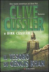 Il Tesoro di Gengis Khan – Clive Cussler 2008