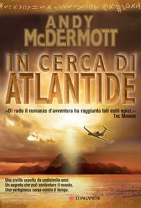 Libro In cerca di Atlantide Andy McDermott