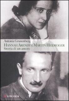 Voluntariadobaleares2014.es Hannah Arendt e Martin Heidegger. Storia di un amore Image