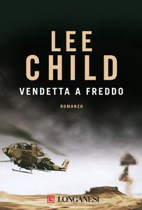 Libro Vendetta a freddo Lee Child