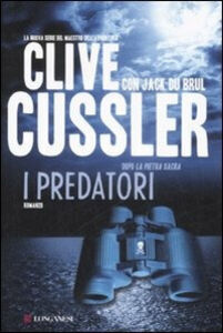 Libro I predatori Clive Cussler , Jack Du Brul