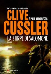 Libro La stirpe di Salomone Clive Cussler , Paul Kemprecos