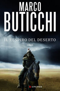 Libro Il respiro del deserto Marco Buticchi