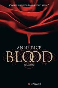 Libro Blood Anne Rice
