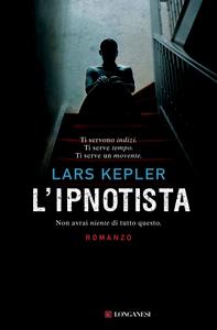 Libro L' ipnotista Lars Kepler