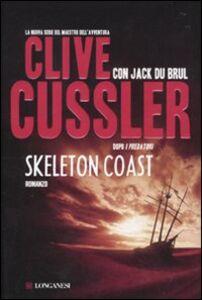 Libro Skeleton Coast Clive Cussler , Jack Du Brul