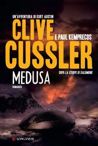 Libro Medusa Clive Cussler , Paul Kemprecos