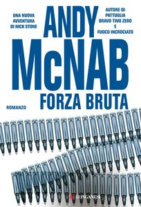 Libro Forza bruta Andy McNab
