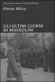 Amatigota.it Gli ultimi giorni di Mussolini Image