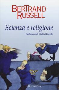 Scienza e religione - Bertrand Russell - copertina