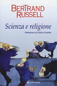 Libro Scienza e religione Bertrand Russell