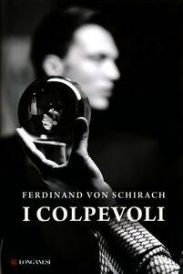 Libro I colpevoli Ferdinand von Schirach