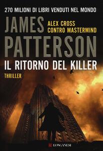Libro Il ritorno del killer James Patterson