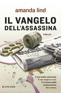 Libro Il vangelo dell'assassina Amanda Lind