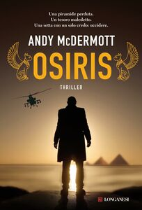 Libro Osiris Andy McDermott
