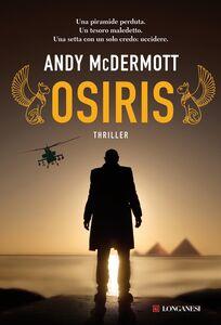 Foto Cover di Osiris, Libro di Andy McDermott, edito da Longanesi