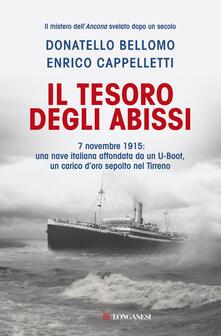 Ipabsantonioabatetrino.it Il tesoro degli abissi. 7 novembre 1915: una nave italiana affondata da un U-Boot, un carico d'oro sepolto nel Tirreno Image