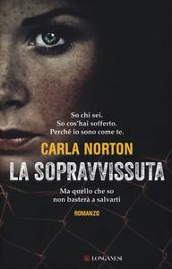 Libro La sopravvissuta Carla Norton