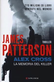 Alex Cross. La memoria del killer.pdf