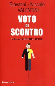Antondemarirreguera.es Voto di scontro. Un padre e un figlio su politica, antipolitica, sinistra, Beppe Grillo Image