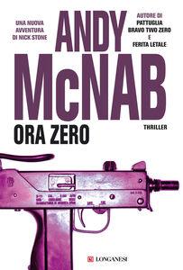 Libro Ora zero Andy McNab