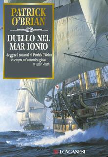 Duello nel mar Ionio - Paola Merla,Patrick O'Brian - ebook